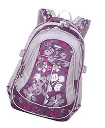 Tinksky Flowers Pattern Girls Backpacks Elementary School
