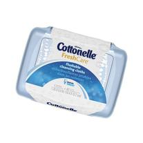 Cottonelle Flushable Moist Wipes, 42.0 CT