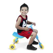 Fly Bike Foldable Indoor/Outdoor Toddlers Glide Tricycle -