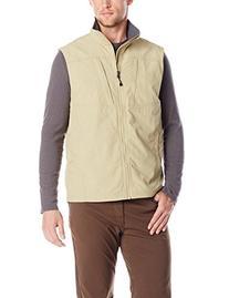ExOfficio Men's Flyq Lite Vest, Light Khaki, Medium