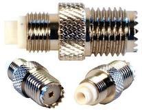 Wilson FME-Female / Mini-UHF-Female Connector, 971103