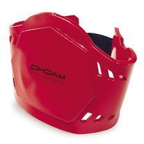 Macho Foam Rib Guard - Red - Adult