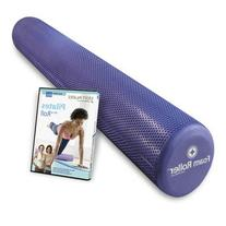 Foam Roller Deluxe with Pilates on a Roll DVD