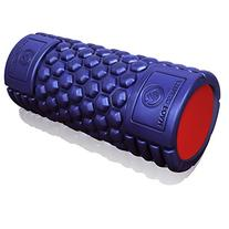Muscle Foam Roller ✠ Revolutionary Textured Grid Exercises