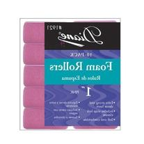 """Diane Foam Rollers, Pink, 1"""", 10/bag"""