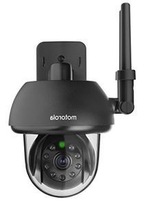 Motorola FOCUS73-B Wi-Fi HD Outdoor Home Monitoring Camera