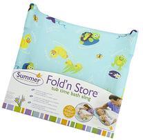 Summer Infant Fold N' Store Tub Time Bath Sling