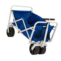 Folding Beach Wagon 150lb Capacity
