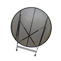 Pangaea Folding Patio Table with Mesh Iron Top