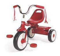 Radio Flyer` Folding Red Trike