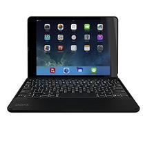 ZAGG Cover with Blacklit, Hinged Keyboard for iPad mini /