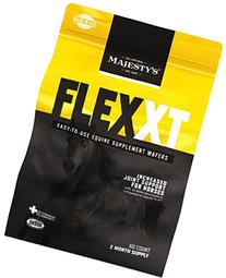 Majesty's Flex XT Wafers - Joint therapy for horses that