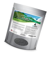 Zen Charcoal Activated Charcoal Powder with Scoop, 20 Ounces