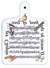 If Music Be The Food Of Love ... Get Chopin Board - Music