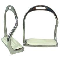 Intrepid International Foot Free Safety Iron Stirrup, 4.25