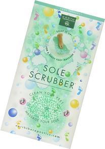 Earth Therapeutics Foot Therapy Sole Scrubber, 1 scrubber
