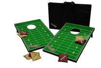 Wild Sports Generic Football Field Tailgate Cornhole Toss