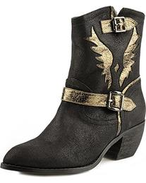 Roper Women's Western Embroidered Fashion Boot Brown 6.5 B