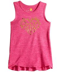 Carhartt Kids - Force Tank Top   Girl's Sleeveless