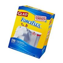 Glad ForceFlex Tall Kitchen Bags, 13 Gallon