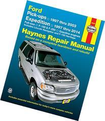 Ford Pick-ups 1997 thru 2003 & Expedition 1997 thru 2014: