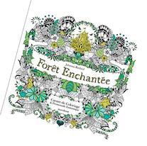Forêt Enchantée - Carnet de Coloriage & Promenade