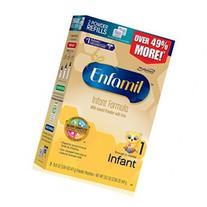 Enfamil Premium Infant Formula Refill Box, For Babies 0-12