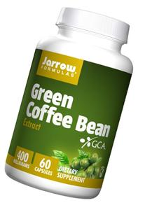 Jarrow Formulas - Green Coffee Bean Extract, 400 mg, 60