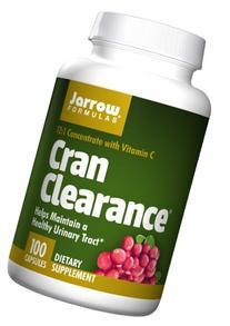 Cran Clearance 680 mg 100 Caps