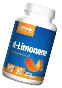 Jarrow Formulas D-Limonene, Protects the Esophagus, 1000 mg