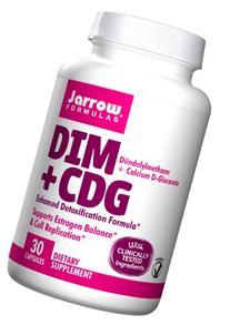 Jarrow Formulas Dim Plus CDG, Supports Estrogen Balance &
