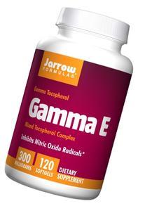Jarrow Formulas Gamma E, Supports Cardiovascular Health, 300
