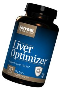 Jarrow Formulas Liver Optimizer, Supports Liver Health, 90