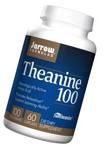 Jarrow Formulas Theanine , Promotes Relaxation, 100 mg, 60