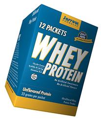 Jarrow Formulas Whey Protein Packets, Supports Muscle