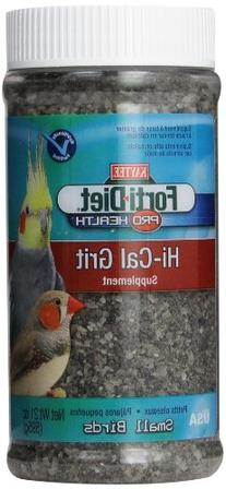 Forti-diet 100503066 Hi-Cal Grit for Parakeets, Canaries &