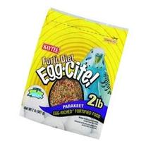 Fortidiet Eggcite Color: Parakeet. Size: 3 Pound
