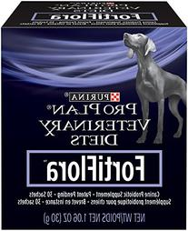 Purina Fortiflora Canine Nutritional Supplement Box, 30gm/30
