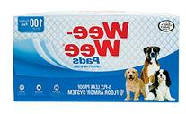 Four Paws Wee-Wee Pet Training and Puppy Pads,  100 Count