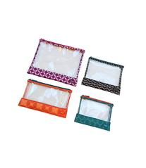 Lug Four-Piece Seesaw Clearview Envelope Set-MULTI-One Size