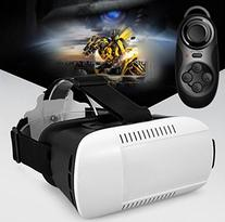 Findbest VR Virtual Reality Headset 3D Video Movie Game