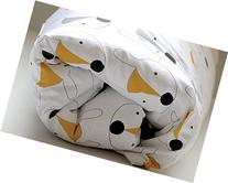 Fox Nursery And Toddler Bedding Duvet Cover In Kona Cotton
