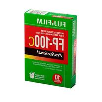 FUJIFILM FP-100C 3.25 X 4.25 Inches Professional Instant