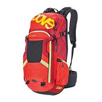 Evoc FR Trail Team Protector Hydration Pack Red/Ruby, XL