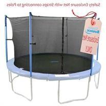 Upper Bounce Trampoline Safety Net - Trampoline