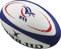 Gilbert France Replica Rugby Ball
