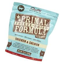 Primal Feline Chicken Salmon Freeze Dried Formula 14 oz