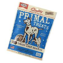 Primal Freeze Dried Turkey Munchies Treats 2-oz bag