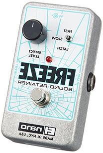 Electro-Harmonix Freeze Sound Retainer Compression Guitar