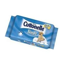 Cottonelle Fresh Flushable Moist Wipe, Cottony Soft, Pre-